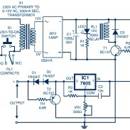 High Voltage Power Supply based PWM IC TL494 - Power Supply