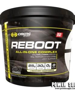 Cyborg Sport Reboot Chocolate 25 Serves