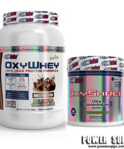 ehplabs oxywhey oxyshred stack