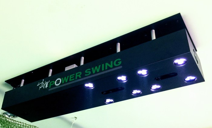 Power Swing Golf Simulator
