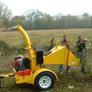 Brush & Wood Chippers