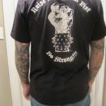 Power Theory Men's Logo Tee Back
