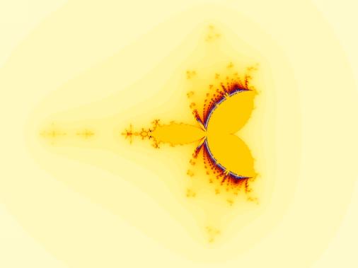 Fractal Art - [tiger render] [pt.10]022