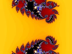 Fractal Art - [tiger render] [pt.20] 056