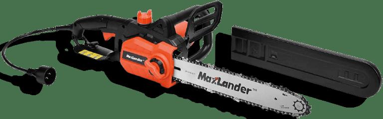MAXLANDER_Electric_Chain_Saw_9Amp_Corded_Chainsaw