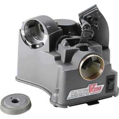 "Dare DAREX Drill Bit Sharpener V390 Capacity- 1/8"" to 3/4"""