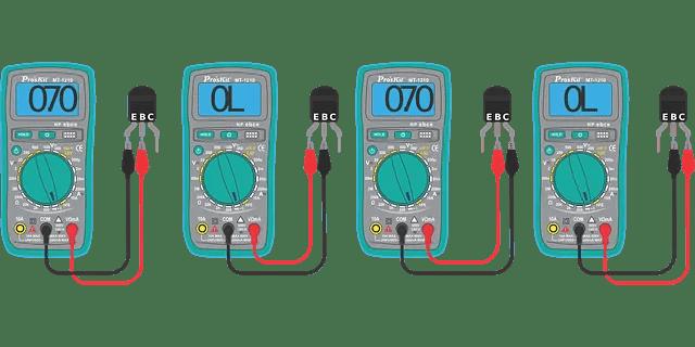 multimeter safety precautions
