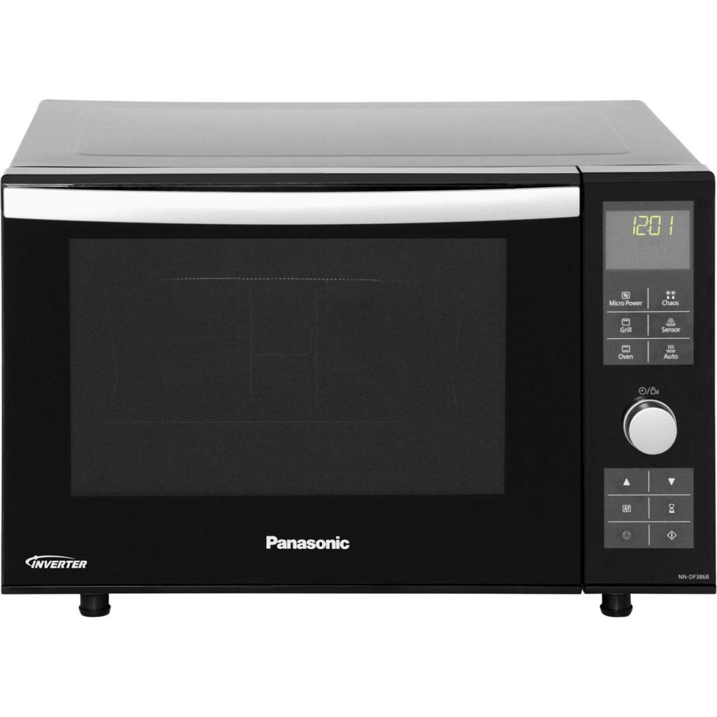 best flatbed combination microwave top