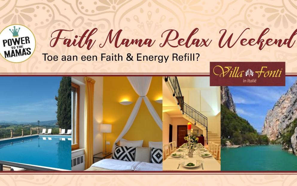 Faith Mama RELAX Weekend