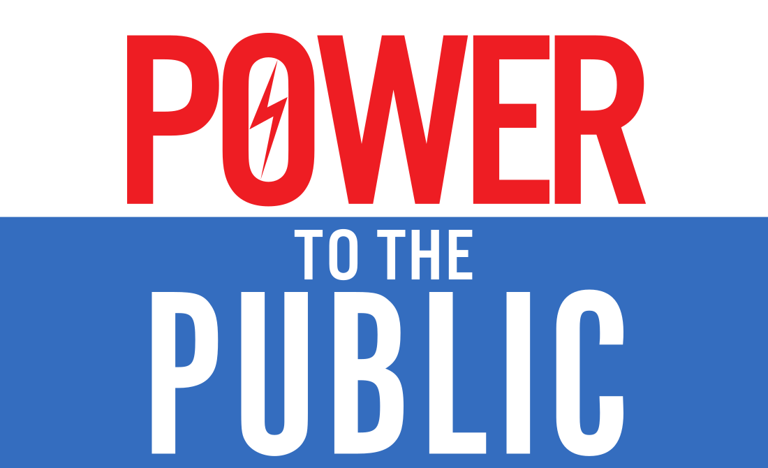 Power to the PUBLIC!