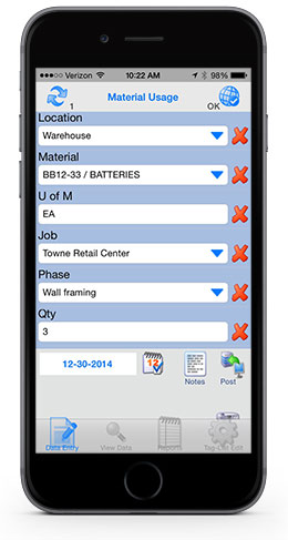 Project-Management-Iphone