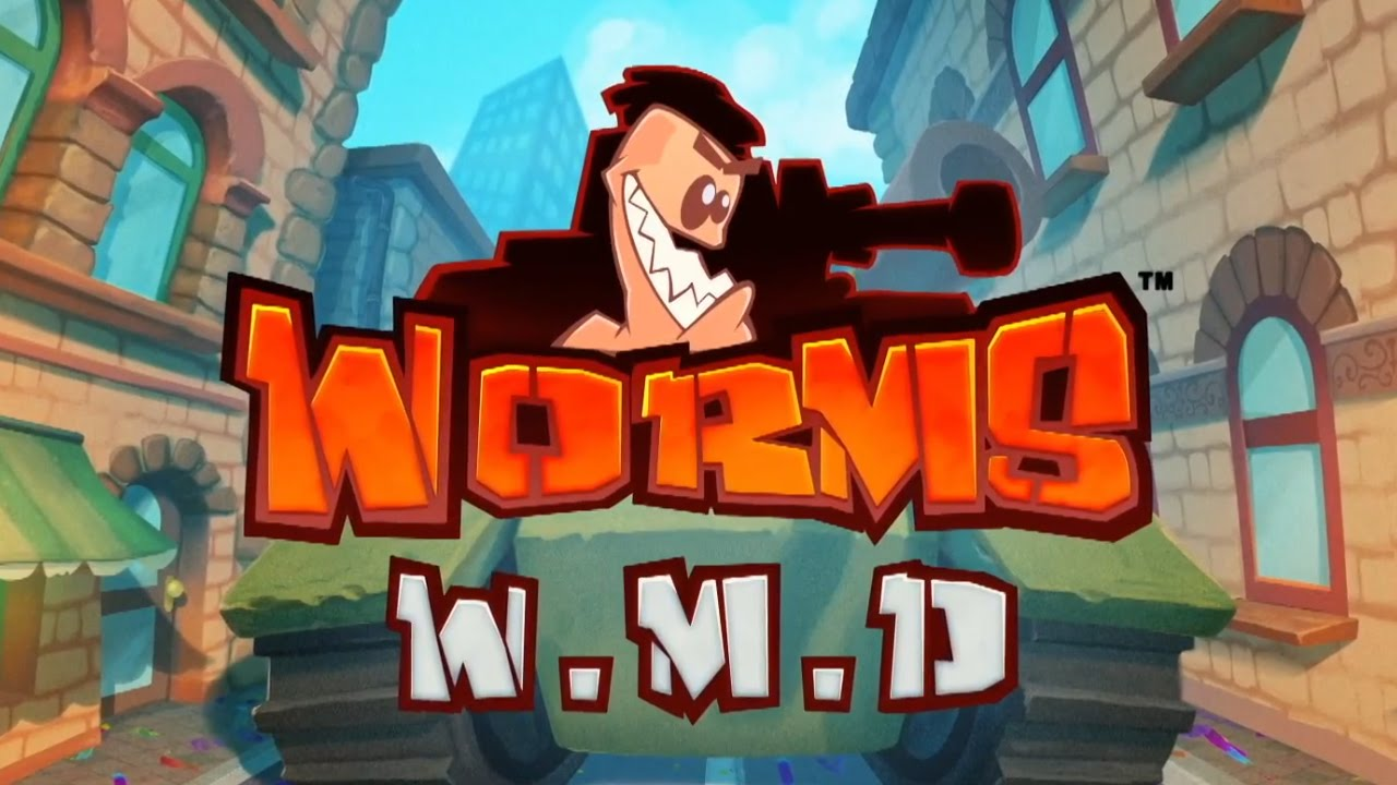 Worms W.M.D. shows its arsenal