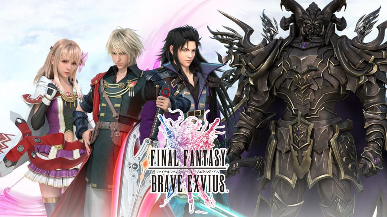 Final Fantasy Brave Exvius has launched for mobile