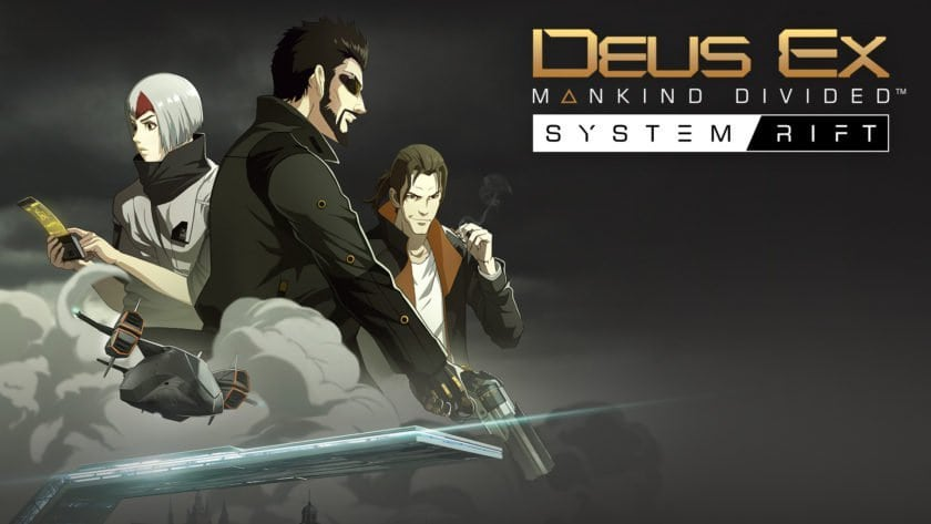 Deus Ex: Mankind Divided's first story DLC available now