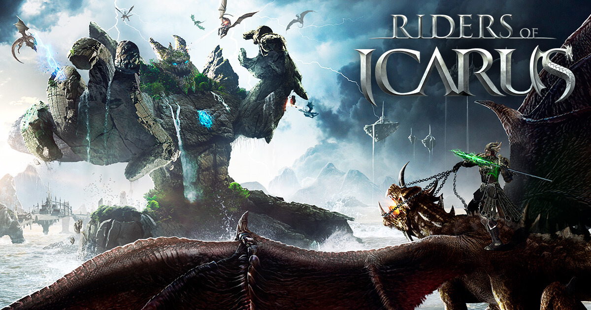 Meet Riders of Icarus' bad guys