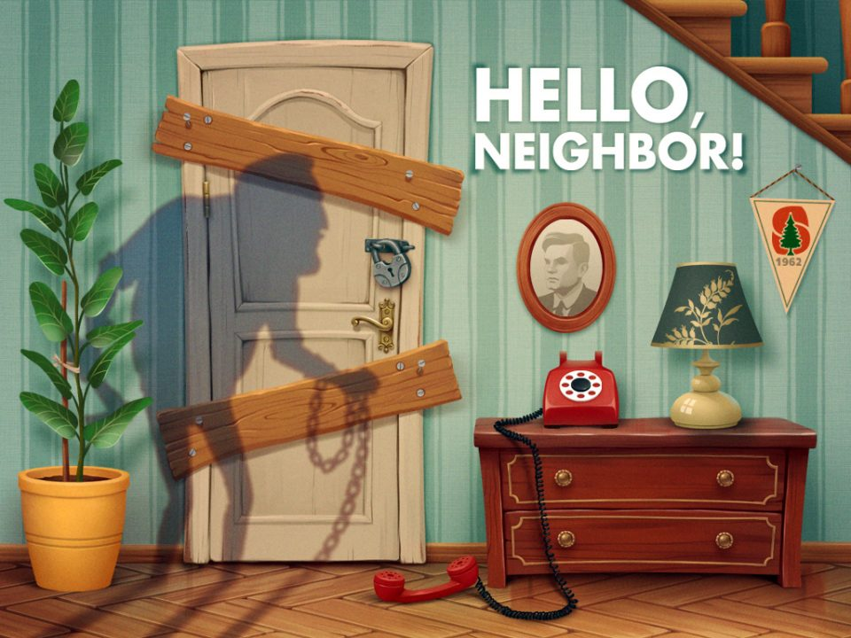 Hello Neighbour is a creepy video game version of Disturbia
