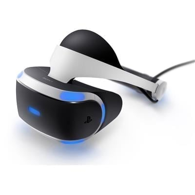 First Impressions: PlayStation VR