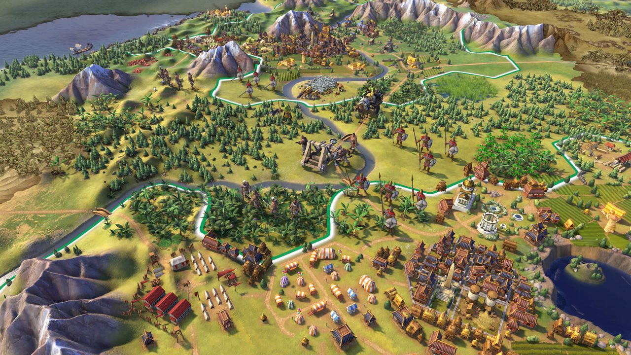 Learn how to play Civilization VI in six easy steps