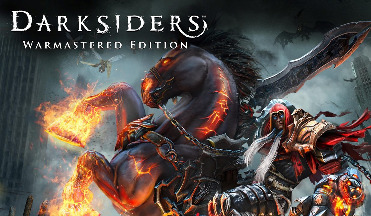 Darksiders Warmastered Edition delayed until November