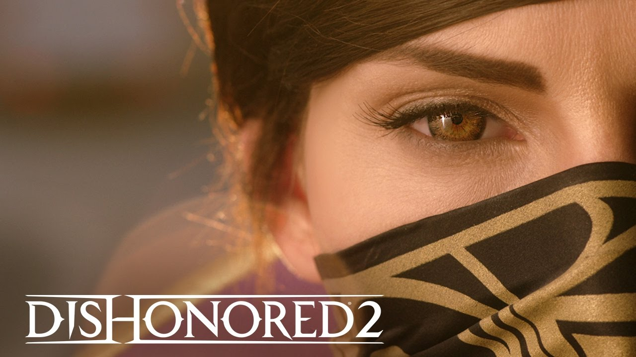 <h1> Dishonored 2 <br> <h3> | Faster, stealthier, deadlier