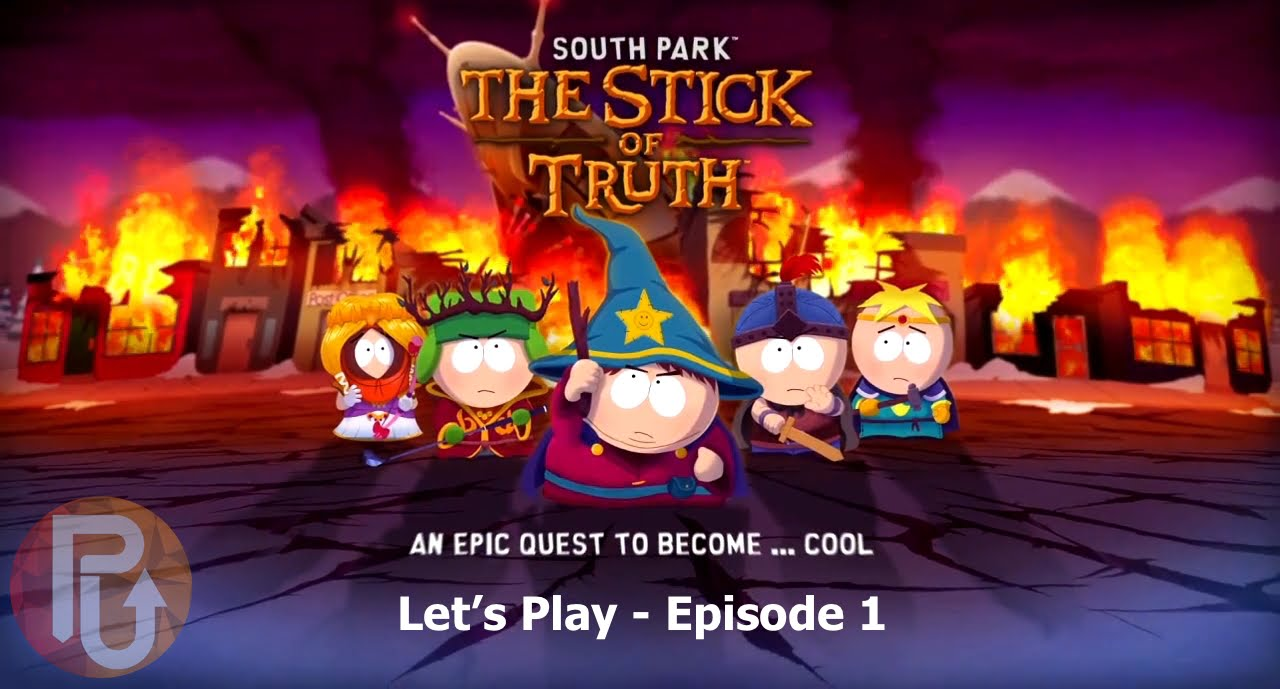Let's Play! South Park: The Stick of Truth – Episode 1