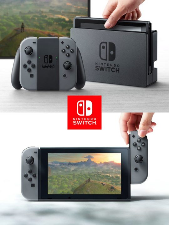 Nintendo: Fans will get to try Switch before launch