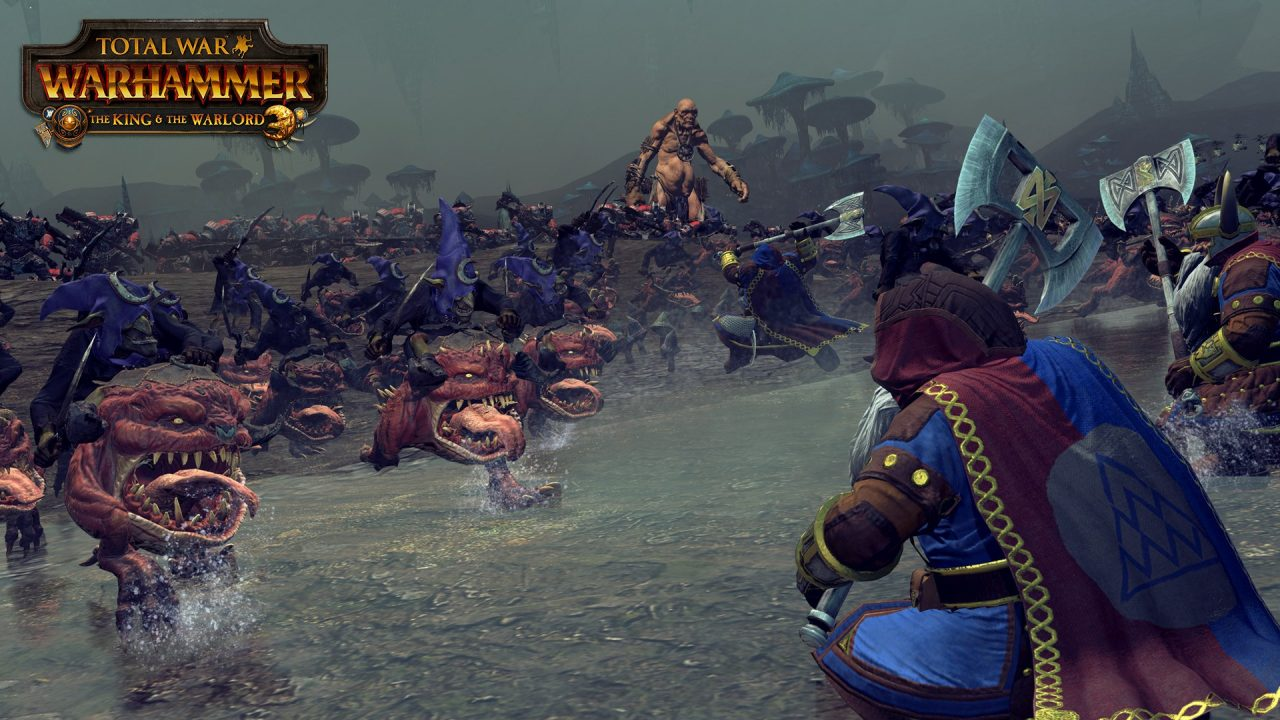 Total War: Warhammer welcomes the King and the Warlord