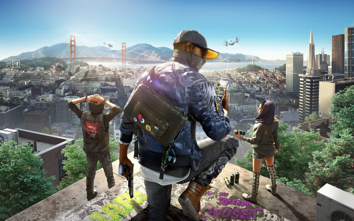 Ubisoft announces Watch_Dogs film festival