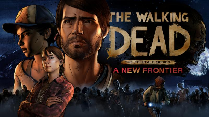 The Walking Dead: The Telltale Series – A New Frontier launches next month