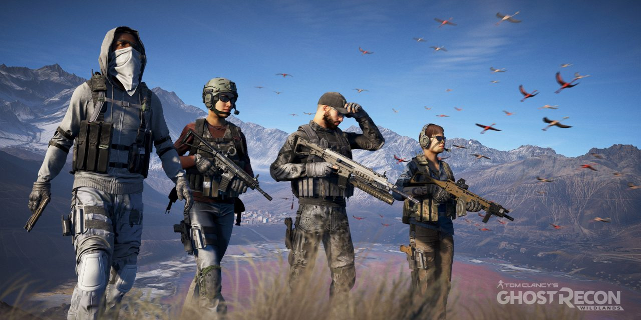 Review – Ghost Recon: Wildlands