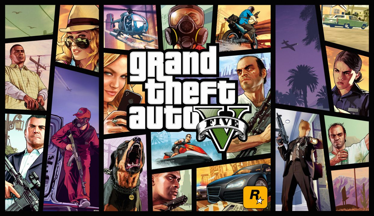 Grand Theft Auto V has shipped 70 million copies