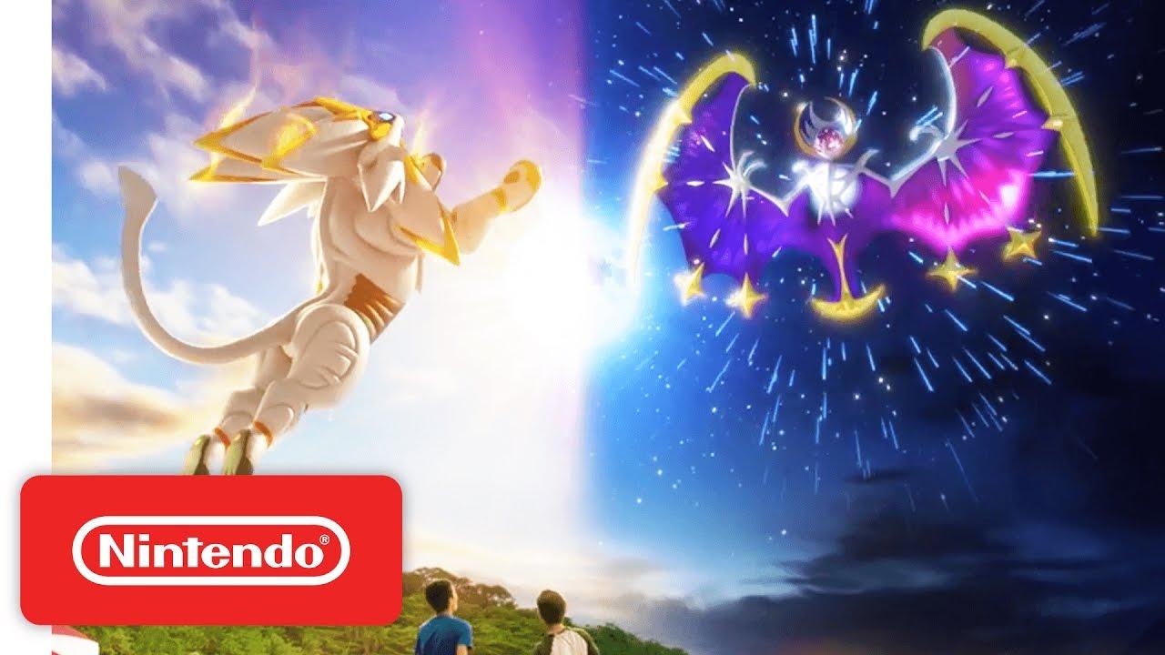 Watch Pokémon Sun and Moon's North American trailer
