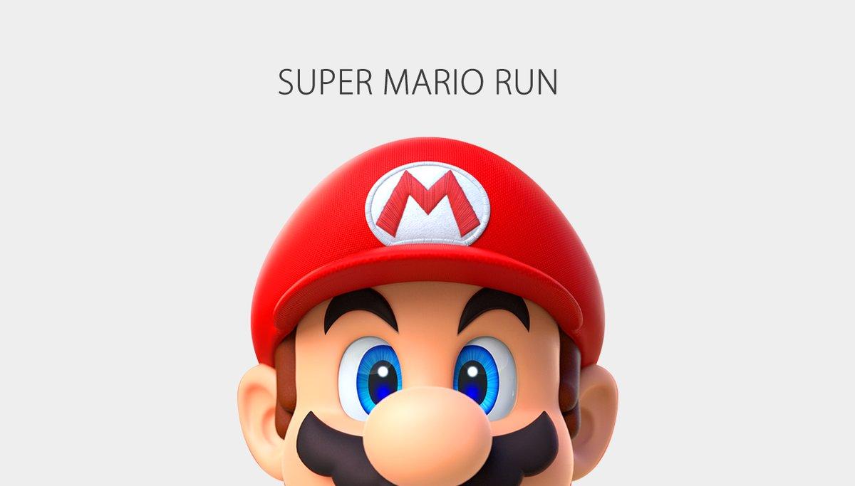 Super Mario Run is built on Unity