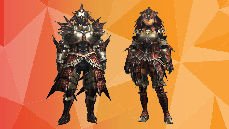 Monster Hunter's Iconic Rathalos Armor