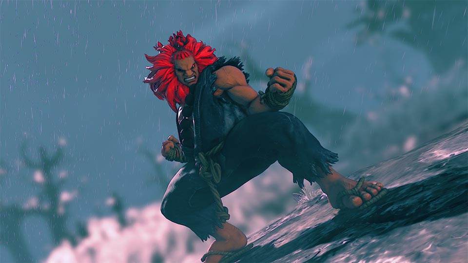 Akuma finally returns to Street Fighter