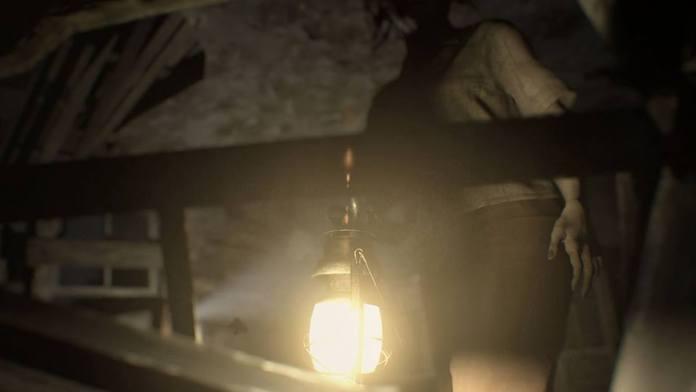 Resident Evil 7 Guides Marguerite Baker Powerup