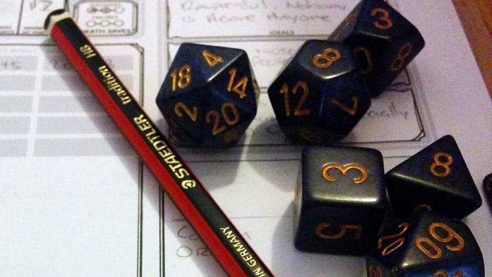 DnD Diaries chapter 2: The hits just keep on coming