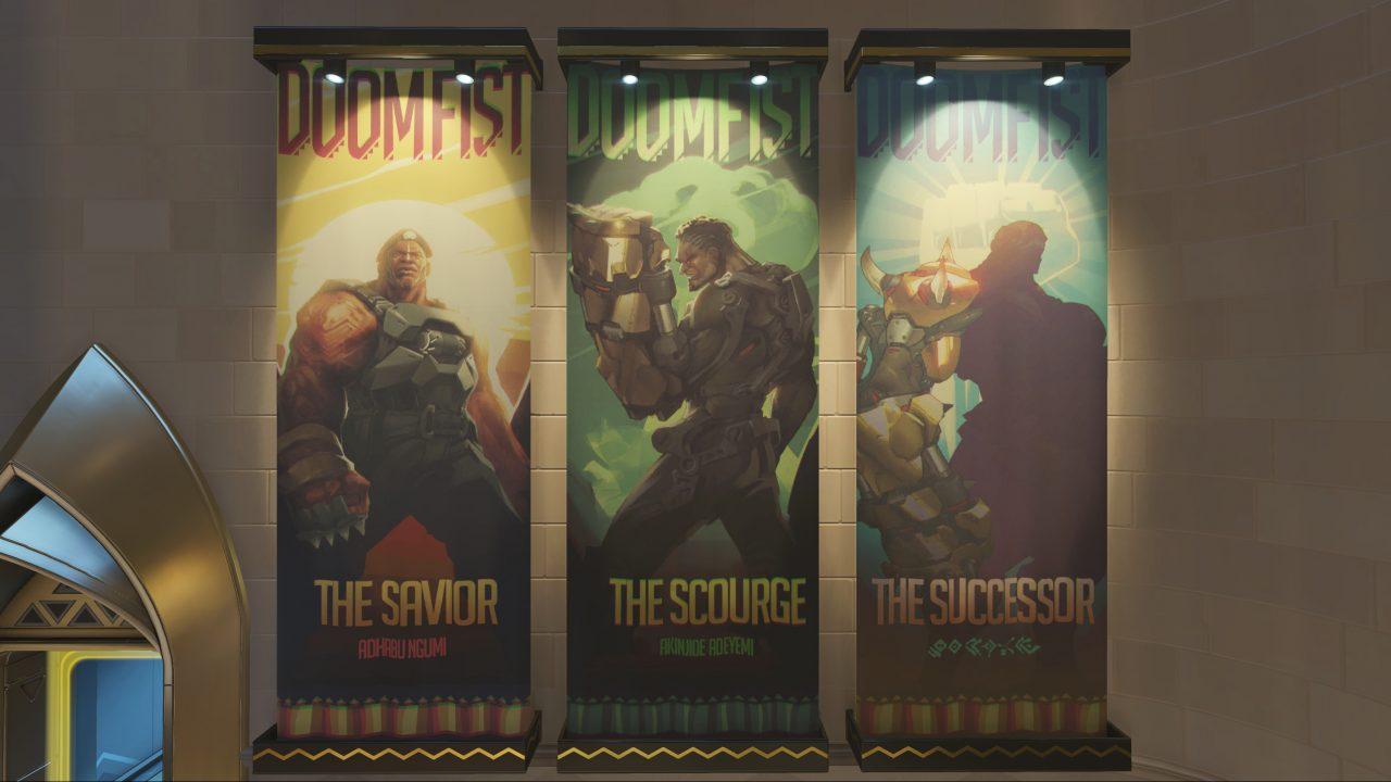 Overwatch: Is the new hero going to be Doomfist? Greek hero denied