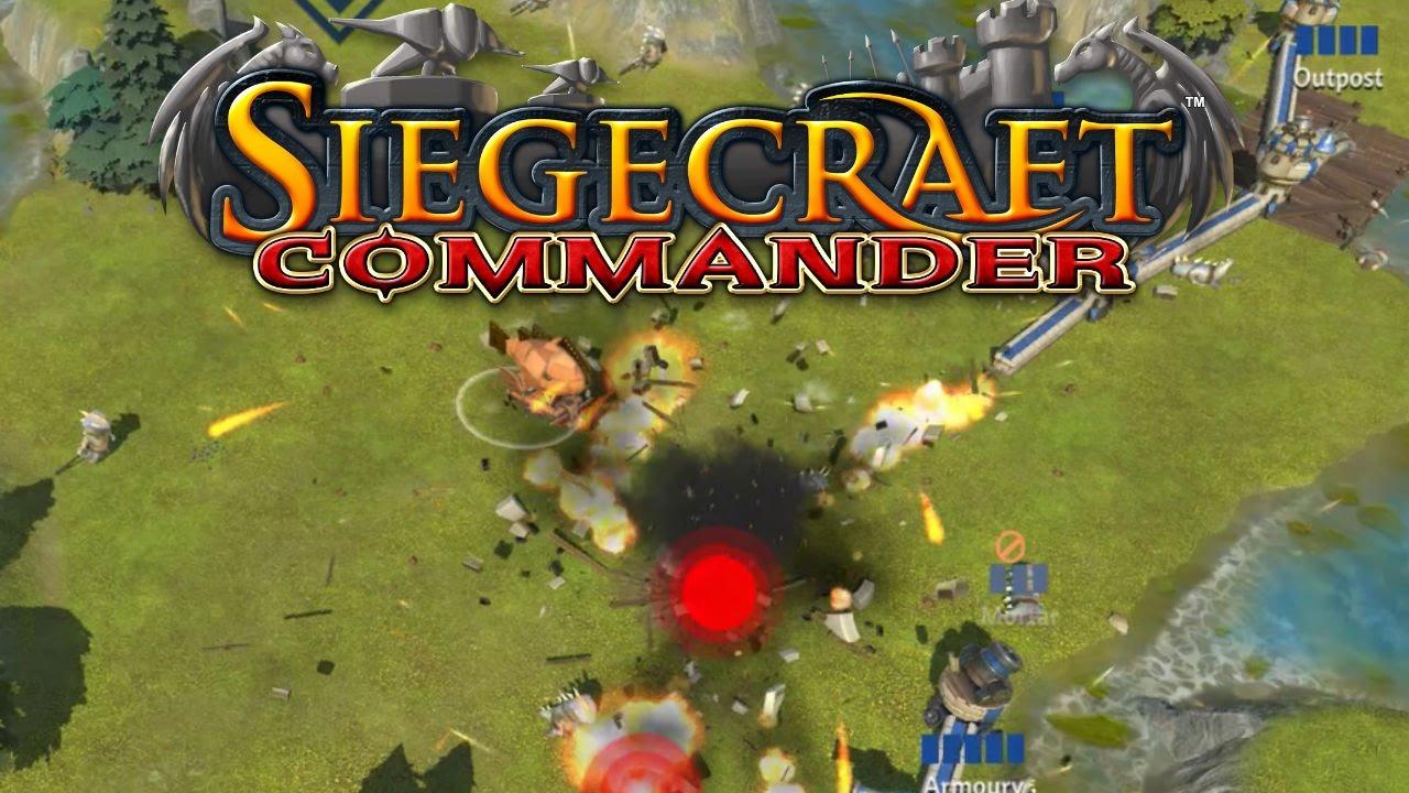 Image result for Siegecraft Commander