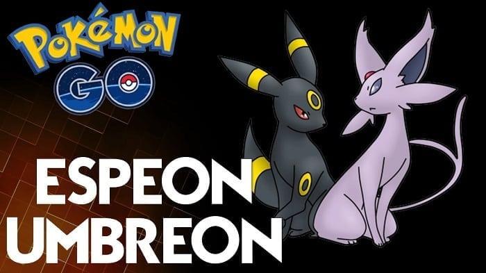 Pokémon GO Generation 2 Guide: Evolve Eevee into Espeon and Umbreon