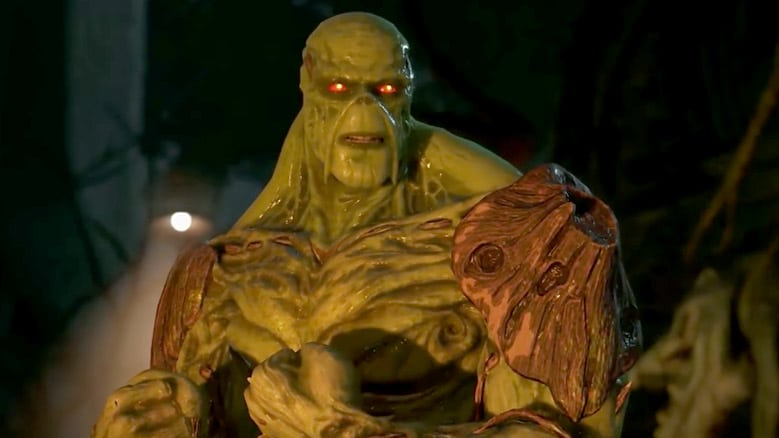 New Trailer reveals Swamp Thing in action for Injustice 2