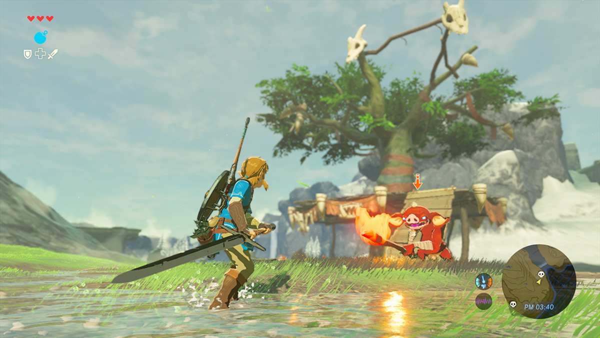 The Legend of Zelda: Breath of the Wild Guide – How to complete Eventide Island
