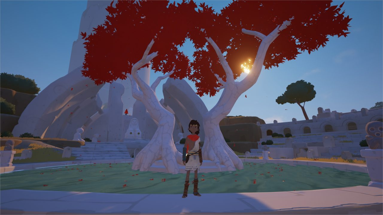 <h1> Review &#8211; RiME <br> <h3> | A Very Special Journey Indeed