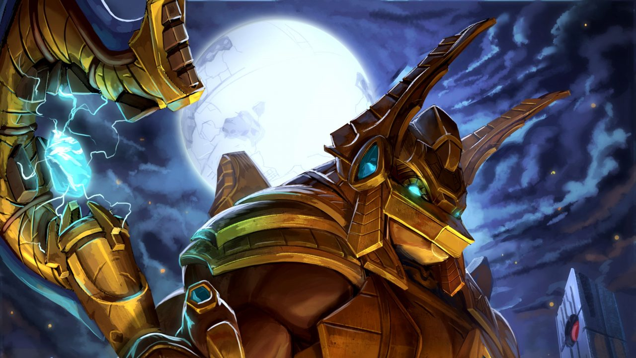 Win one of 100 Celestial Isis or Stargazer Anubis codes for SMITE