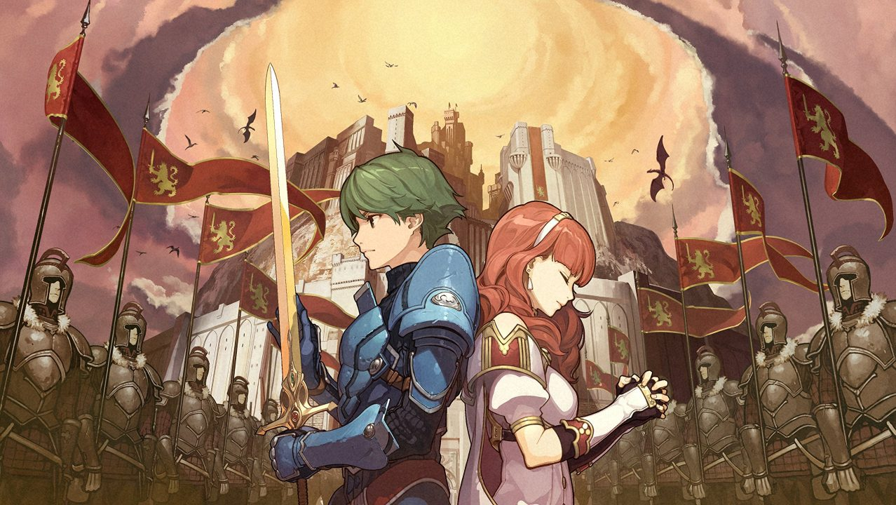 <h1> Review &#8211; Fire Emblem Echoes: Shadow of Valentia <br> <h3> | Shadows of the Past
