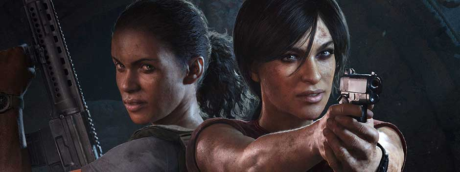 Uncharted: The Lost Legacy is now available