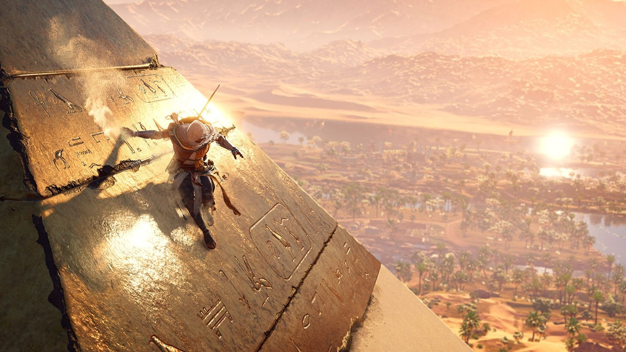[CLOSED]Win Assassin's Creed Origins on the platform of your choice