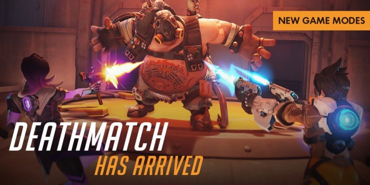 Overwatch Deathmatch – First impressions and which heroes to use