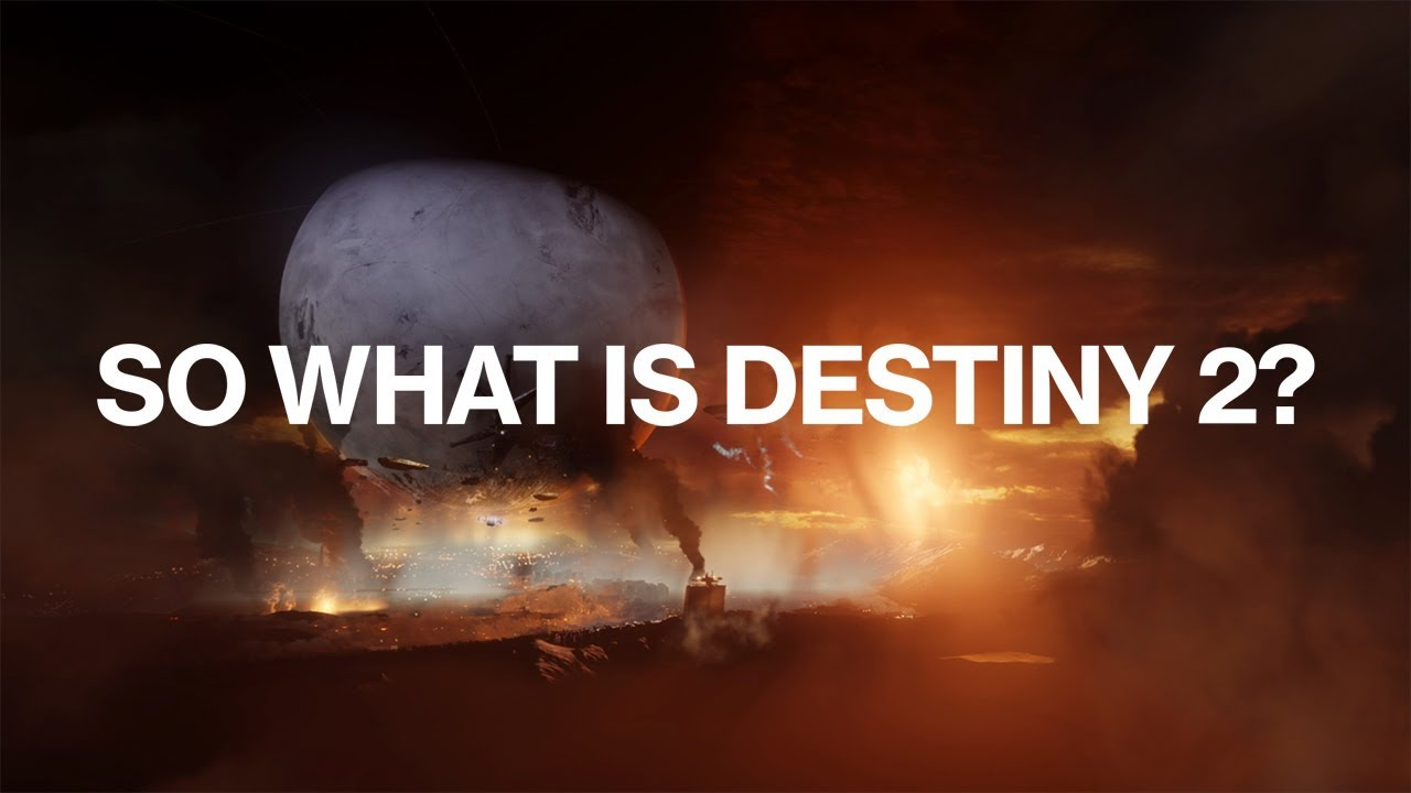 Just what the hell is Destiny 2?