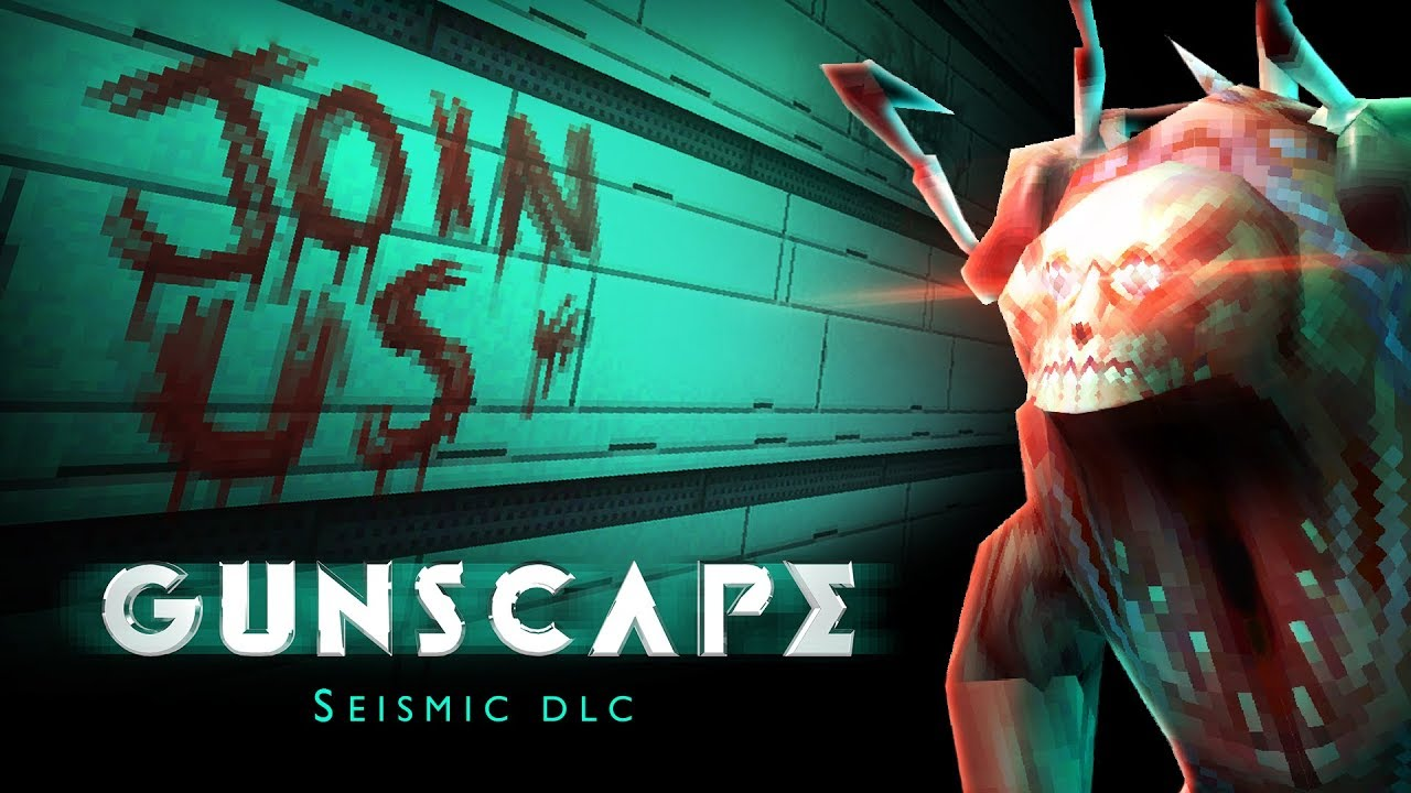 "Gunscape gets a sci-fi horror makeover with the ""Seismic"" DLC"